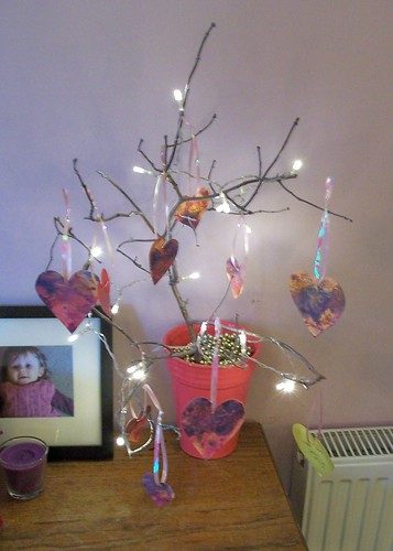 Valentines Dedication Tree