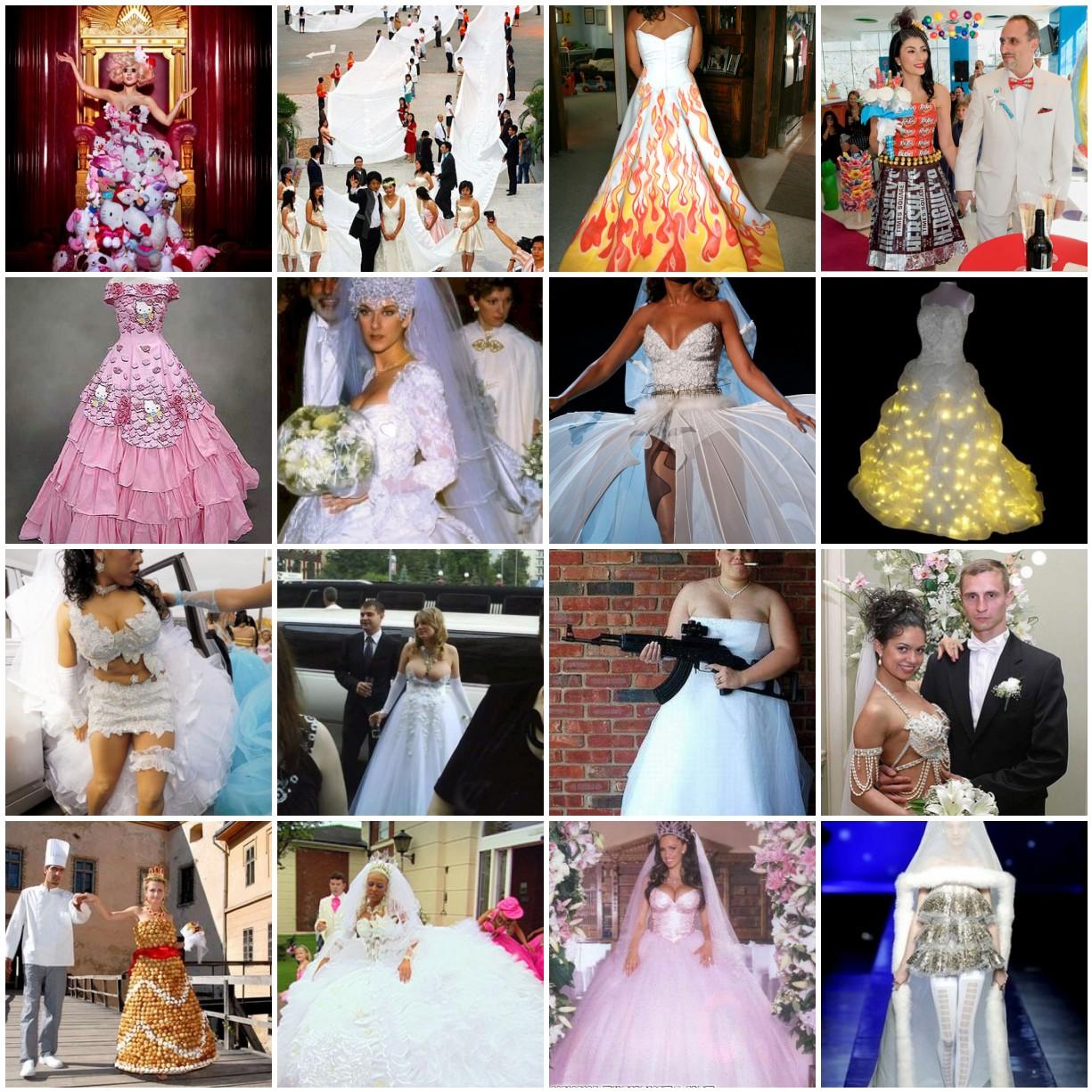 extreem vind bruid klein in Dordrecht