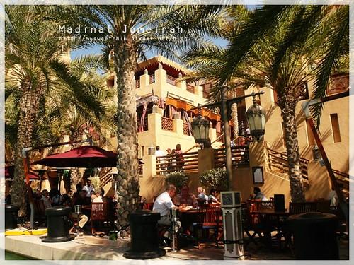 Dubai Madinat Jumeirah 杜拜運河飯店11
