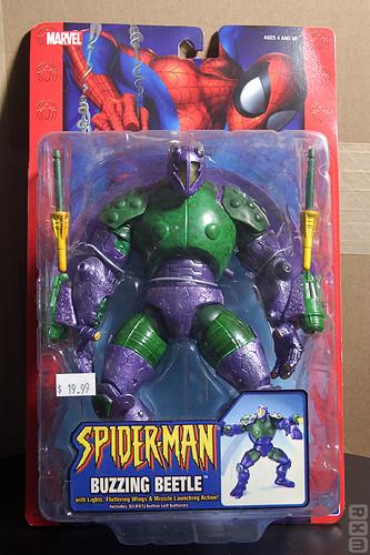 Spider-Man Classics - Buzzing Beetle