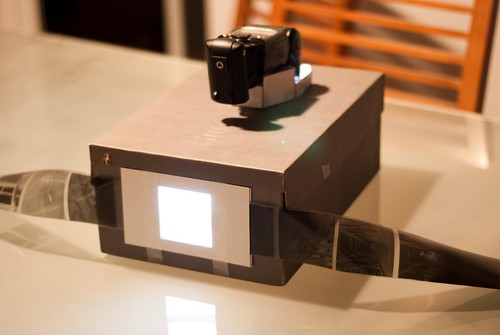 LightBox DiY Film Scanner (by RayPG 2.0)