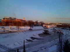 22/2 2010: 20 minusgrader i Stockholm