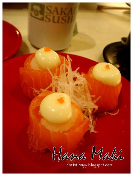 Sakae Sushi: Hana Maki
