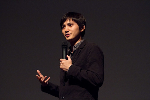 Fan Lixin at ReelAsian Film Fest in Toronto