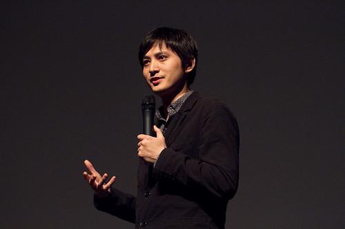 Fan Lixin at ReelAsian Film Fest in Toronto