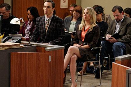 Sheldon e Penny