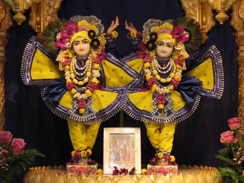 Appearance of Lord Nityananda ISKCON San Diego 2010 por ISKCON  desire tree.