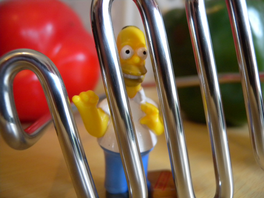 Homer says that it is time to learn how to do the Stampot