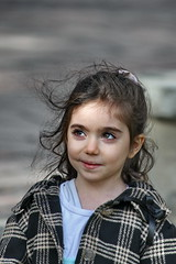Wonder land (hapal) Tags: portrait girl smile face hair kid eyes iran iranian tehran             canoneos40d hamidnajafi