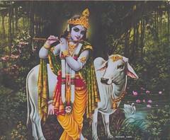 Shri Krishna (simonram) Tags: vishnu sri krishna krsna hari go