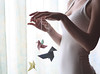 Nothing is free~~ (Melania Brescia) Tags: light inspiration luz birds paper 50mm papel pajaritas paperbirds pajaritasdepapel melaniabrescia