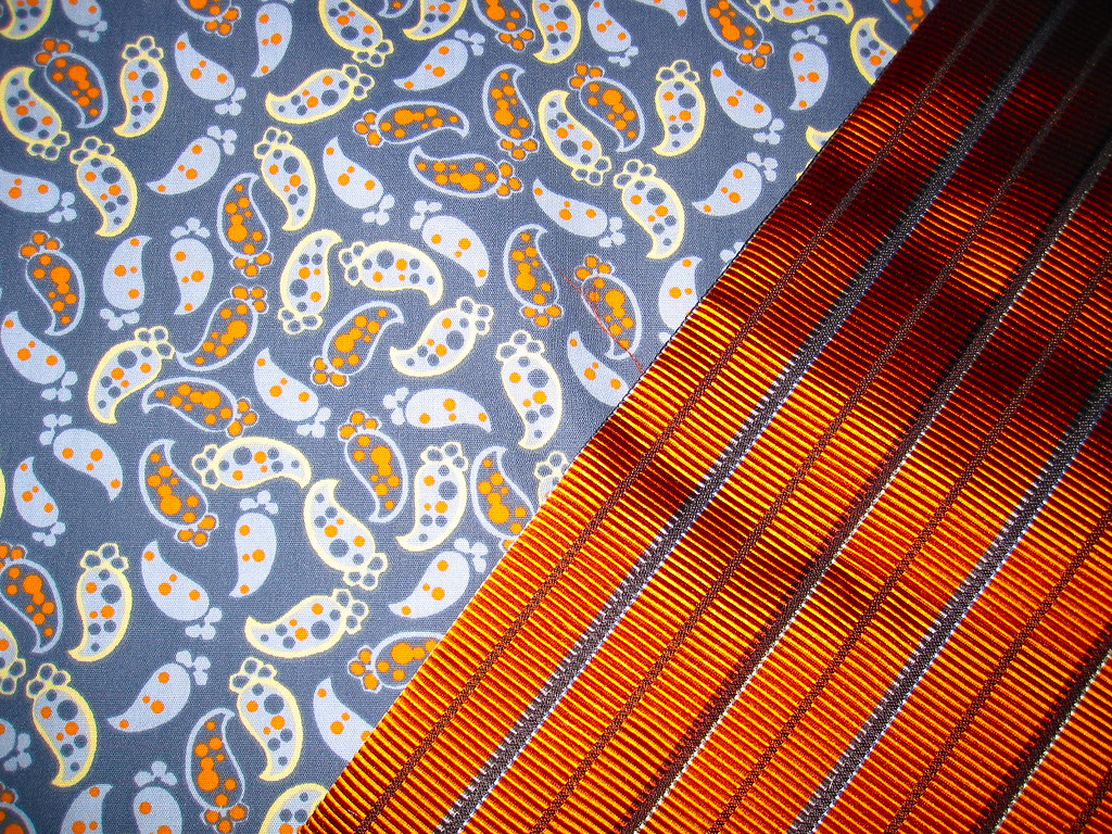 G Street Cotton and FFC Tie Silk