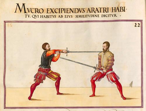 005-De arte athletica I- BSB-© Bayerische Staatsbibliothek