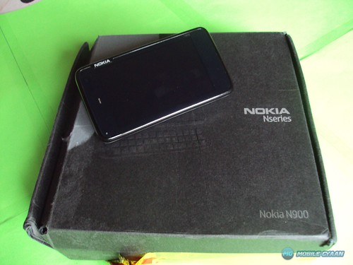 Nokia N900 Pics