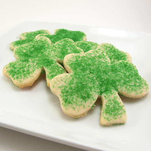 Butter Cut-Out Cookies