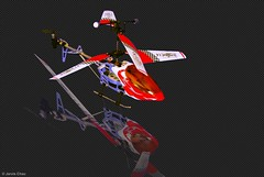 My New RC Toy (Jarvis Chau) Tags: reflection metal toy control flight hobby helicopter transportation remote chassis remotecontrol reflexions rc