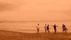 Play at the Sunset (Carmelo61 PhotoPassion Thanks) Tags: sanfrancisco china california birthday park christmas street new city nyc uk trip travel family flowers blue winter wedding friends sunset red party summer vacation portrait england sky people bw italy music food usa white snow newyork canada paris france flower green london art beach nature water festival japan night canon germany fun photography concert spain nikon europe taiwan australia