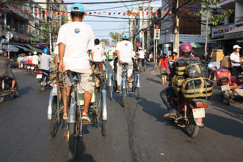 Cyclo touring
