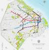 subterraneo de Buenos Aires segun ley 670 1era etapa (gac6479) Tags: buenosaires metro ley6701eraetapa