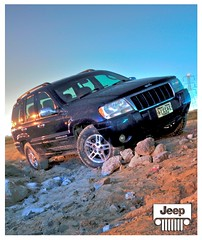 Jeep - Have Fun Out There (Aziz J.Hayat   ) Tags: blue love 2004 wow magazine tv jeep o grand only cherokee kuwait bas   2010 q8 photomania  banat  watan          hessa       abwab julaia                loghane