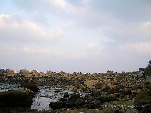 步道沿岸景觀