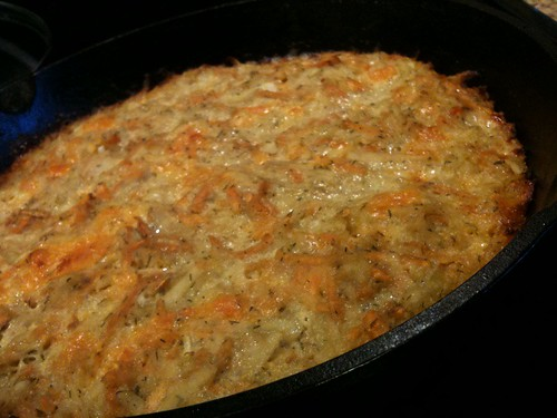 Two Potato Gratin-Moosewood Simple Suppers