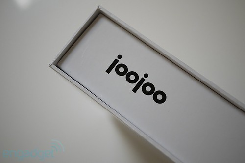 JooJoo Hands-on Engadget