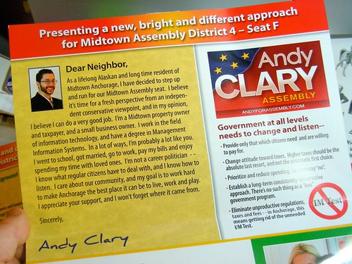 "Andy Clary's ""fresh perspective"""