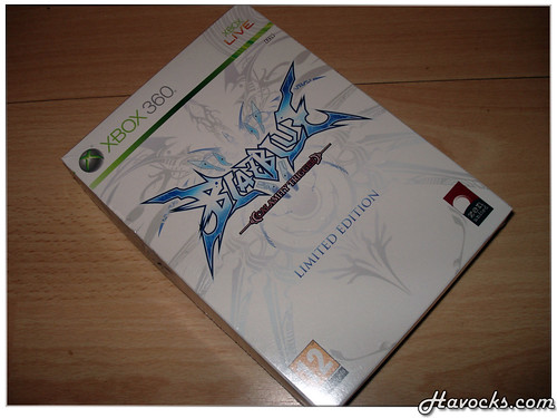 BlazBlue -Limited Edition UK - 01
