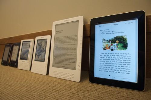 Evolution of Readers