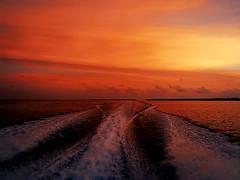 Sunset Rush Maldives
