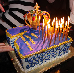terrance j & nick storm birthday party