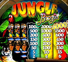 free Jungle Boogie slot mini symbol