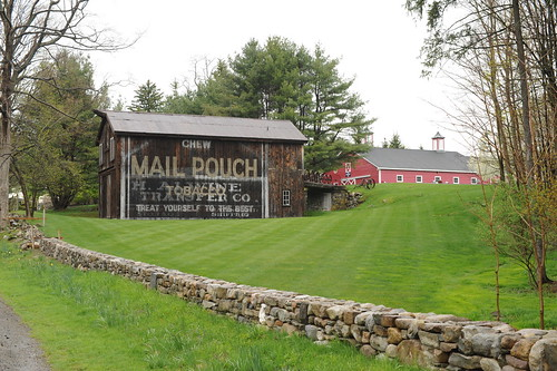 Mail Pouch Tobacco barn, Dutchess County, NY