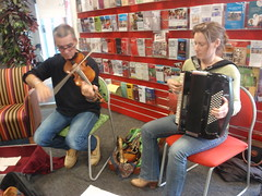 May Music Month at Shirley Library
