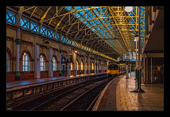 The Missed Chance (Kev Walker ¦ 8 Million Views..Thank You) Tags: architecture canon1100d canon1855mm citycentre england hdr kevinwalker lancashire manchester northwest panorama panoramic photoborder piccadillystation railwaylines railwaystation sky skyline trains transport