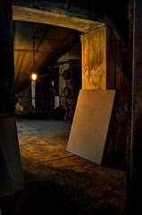 Inside (Brian Rome Photography) Tags: urbex urbanexploration explore travel buffalo newyorkstate america usa abandoned grain inside