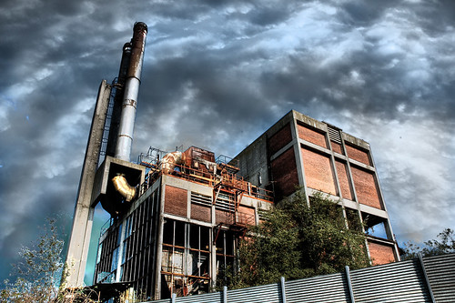 Waste disposal plant #6