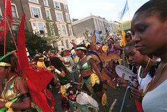 Notting Hill Caribbean Carnival London Aug 1999 312 (photographer695) Tags: carnival girls party people london fun 1999 caribbean nottinghill nottinghillcarnival
