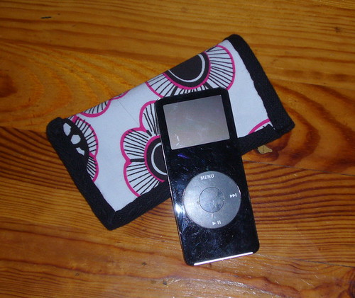 Ipod and Case