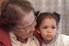 """Shae & """"Nannie Hallman"""""""