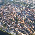 Lübeck: Innenstadt Panorama