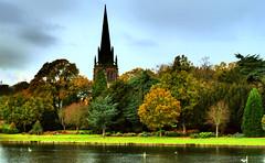 clumber park hdr 29 (pojka2) Tags: autumn chapel hdr clumberpark