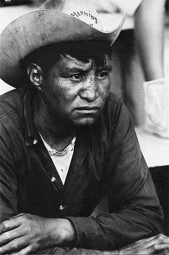 Photography homage, <b>Ernst Haas</b>, Apache cowboy, - 4087946183_880fd8b388