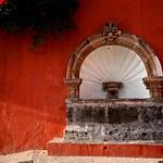 San Miguel de Allende: Fuente en Cuadrante
