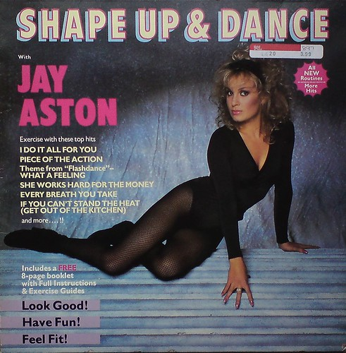 Shape Up & Dance With Jay Aston | Thrifty Vinyl