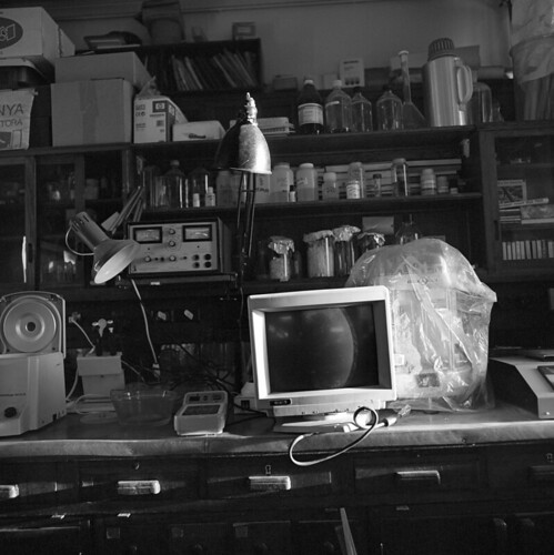 Moscow lab in bw 3
