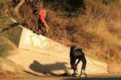 Victor Galicia - Ally-Oop Makio to Soul (Megan Rolling Love) Tags: skating ledge inri