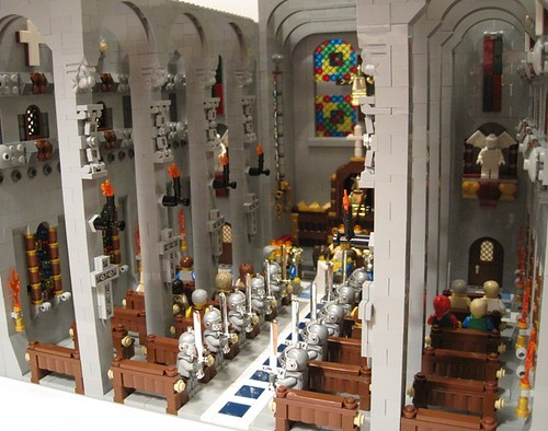 GodBricks: Medieval Wedding