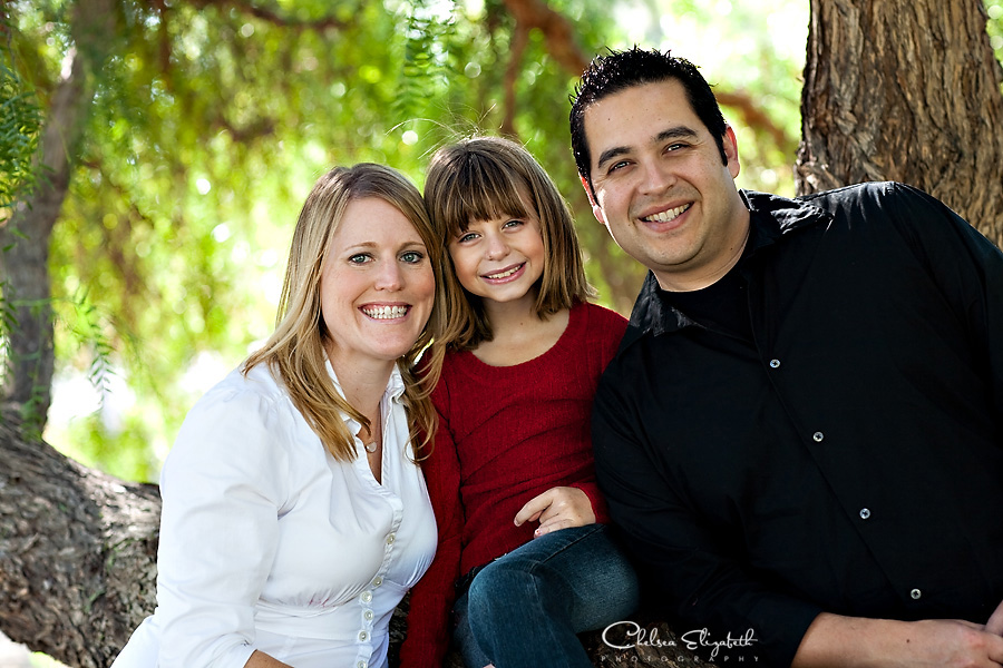 Camarillo family portrait photographer
